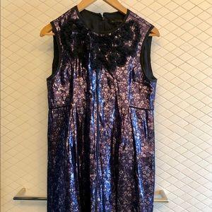 Marc Jacobs Lame dress size 6